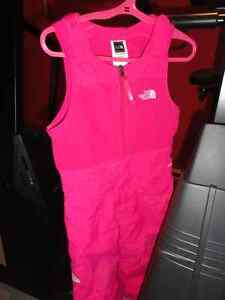 salopette de ski /neige NORTH FACE  3 - 4 ans