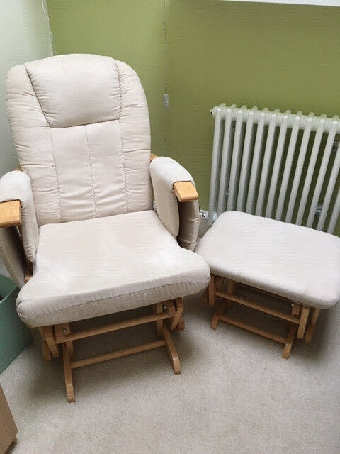 Brilliant Cosatto Reclining Glider Chair And Stool In Meadowbank Edinburgh Gumtree Ibusinesslaw Wood Chair Design Ideas Ibusinesslaworg
