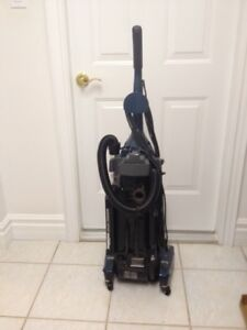 Blue Dirt Devil Upright Vacuum Cleaner