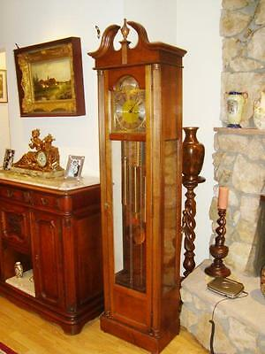 SUPERB Grandfather Clock Howard Miller- Westminster  Chime - Germany Movement