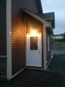 1 bedrooom basement apartment Carbonear for rent (wifi included)