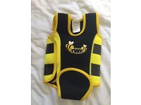 Baby wetsuit 0-6 months