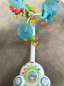 Musical mobile TINY LOVE with 6 different style of songs