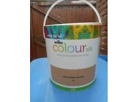 SILK EMULSION FOR FLOORS AND CEILING CHOCOLATE DREAM NEW