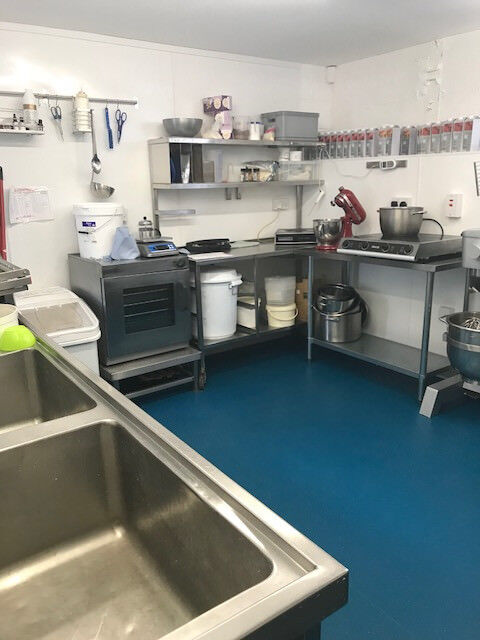 Well Equipped Commercial Kitchen Space To Rent In Winchester