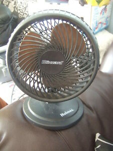 Holmes® Lilu0027 Blizzard™ Oscillating Table Fan, ...