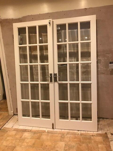 Interior Glass Panel Doors   In Wilmslow, Cheshire   Gumtree