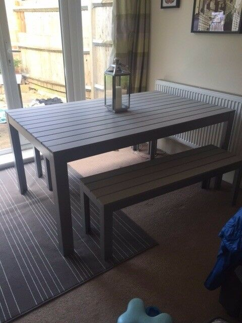 Bargain Ikea Falster Set For Sale! Dining Table Or Outside Furniture