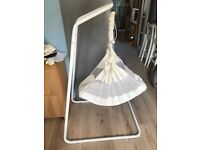 amby baby hammock for sale in great condition amby   baby cribs  u0026 bassi s for sale   gumtree  rh   gumtree
