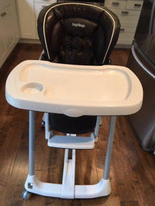 Peg Perego Prima Pappa eco-leather high chair & Peg Perego High Chair | Buy or Sell Baby Items in Winnipeg | Kijiji ...