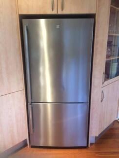 fridge electrolux 510 litre stainless steel