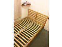 king size bed frame bed base ikea tarva bed frame ikea lroy slatted