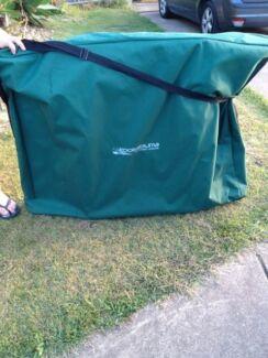 Kookaburra Jumbo Tent Cot & kookaburra tents in Brisbane Region QLD | Gumtree Australia Free ...