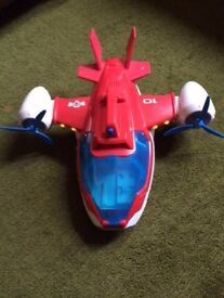 paw patrol air patroller which attaches to paw patroller