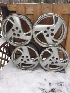4 GM  rims only..