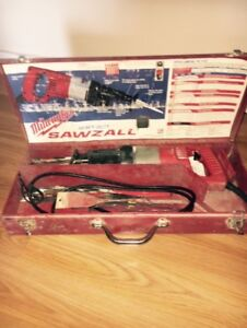 Milwaukee SawzAll Heavy Duty