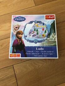 Disney Frozen Ludo