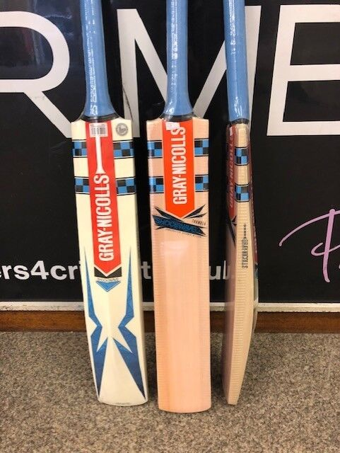 In Sizes 1,2,3,4,5,6/&H RRP £30.00 2020 Gray-Nicolls PB Inferno Jnr Cricket Bat