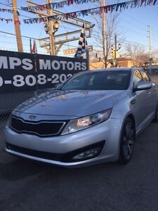 2012 Kia Optima Hybrid LOW KMs