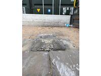 Reclaimed welsh roof slates 18x10