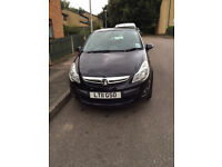 Vauxhall Corsa 1.2i Excite Special Edition 2011