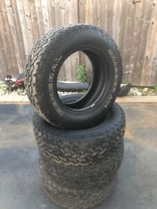 General Grabber AT2 LT 275 65 18 LOTS OF TREAD $400 for all 4