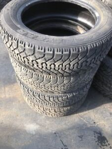Goodyear Nordic 205 55 16 **SNOW TIRES**$200 for all 4