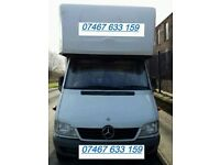 Big Luton Van and Man @ £20/hour. Long Wheel Base Luton Van for Cheaper Removals, Deliveries,Haulage