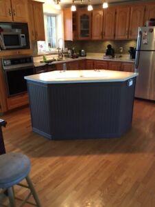 armoires de cuisine en chênes