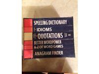 OXFORD ENGLISH LANGUAGE LIBRARY RRP £41