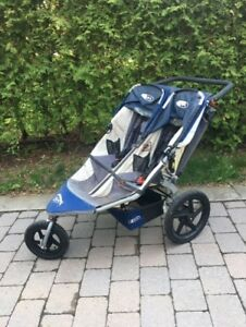 jogging double BOB stroller for sale $250