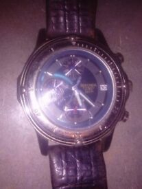 SEKONDA 5atm Chronograph Quartz Wrist watch