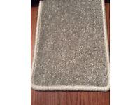 Quality feltback carpet colour French Grey - £10.99 Sq Mtr
