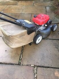 HONDA HRG466 PETROL PUSH LAWNMOWER