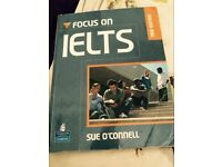 Focus on IELTS coursebook