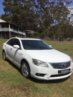2010 Toyota Aurion Sedan Forster Great Lakes Area Preview