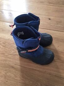 Boys Next Winter boots size 11