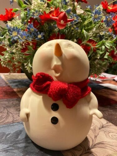 SNOWPINIONS~With Cardinal~EXCELLENT CONDITION~No Box~ADORABLE~Department 56~