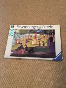 Ravensburger Sunday Afternoon on the Isle 2000 piece puzzle