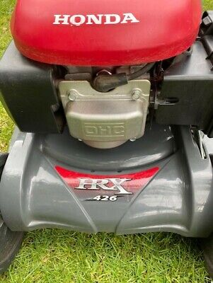 Honda HRX 426 Self Propelled - Rear Roller - Petrol Lawn Mower