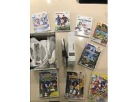 Ninteno Wii bundle for sale.