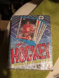 TOPPS 1989 HOCKEY