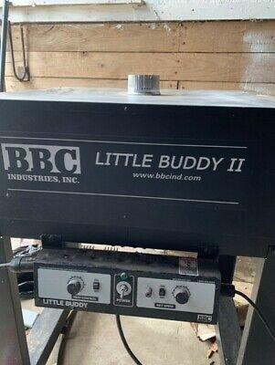 Screen Printing Conveyor Dryer - Bbc Little Buddy Ii - 120v 18 Belt