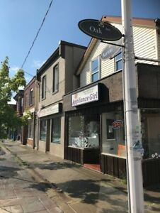 Commercial Property for sale Store Front and Residential Unit