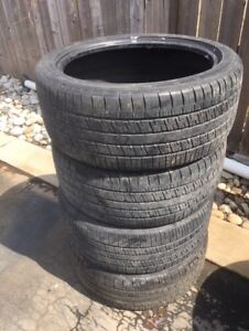 4- Goodyear RS-A 245 40 19 $350 for all 4