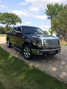 2014 Ford F-150 King Ranch Pickup Truck
