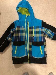 Boys Monster Brand Winter Coat - excellent conditoin