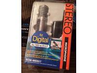Sony stereo microphone ECM-MS907