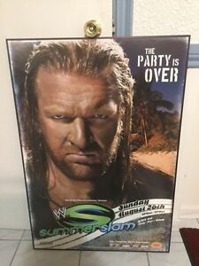 WWE/WWF PPV Posters