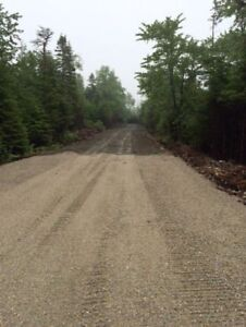 2.3 - 2.5 acres lots for sale, East River NS